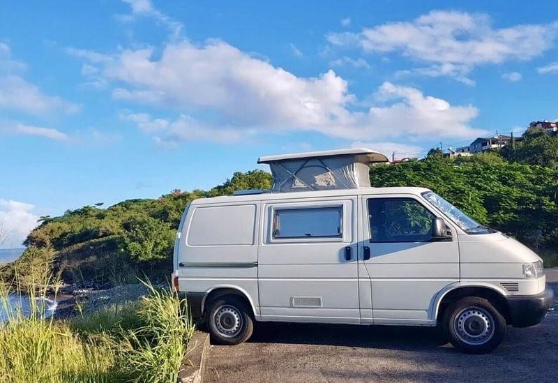 location minibus martinique