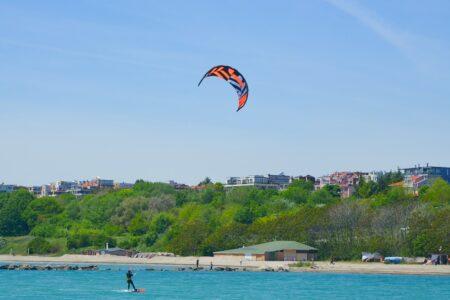 Les plus belles destinations en Europe pour pratiquer le kitesurf